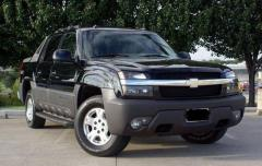 2003 Chevrolet Avalanche Photo 12