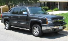 2005 Chevrolet Avalanche Photo 4