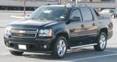 2007 Chevrolet Avalanche Photo 2