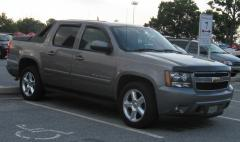 2007 Chevrolet Avalanche Photo 3