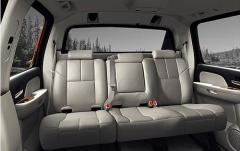 2007 Chevrolet Avalanche interior