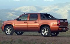 2007 Chevrolet Avalanche exterior