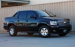 2009 Chevrolet Avalanche Photo 4