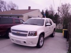 2009 Chevrolet Avalanche Photo 9