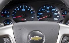 2009 Chevrolet Avalanche interior