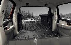 2010 Chevrolet Avalanche interior