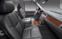 2011 Chevrolet Avalanche interior