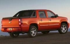 2011 Chevrolet Avalanche exterior