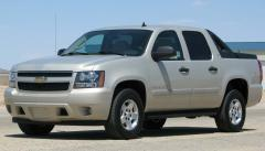 2012 Chevrolet Avalanche Photo 1