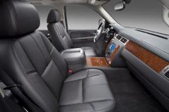 2012 Chevrolet Avalanche interior