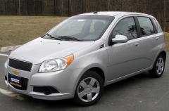 2009 Chevrolet Aveo Photo 1
