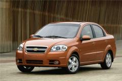 2010 Chevrolet Aveo Photo 1