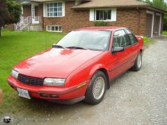1990 Chevrolet Beretta Photo 1