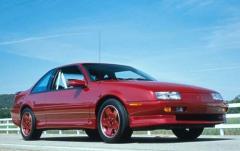 1991 Chevrolet Beretta exterior