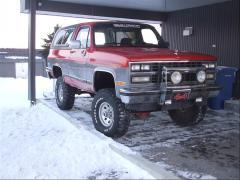 1990 Chevrolet Blazer Photo 1