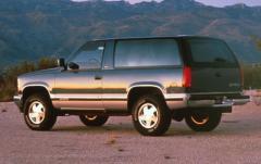 1992 Chevrolet Blazer exterior