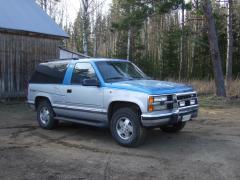 1992 Chevrolet Blazer Photo 2