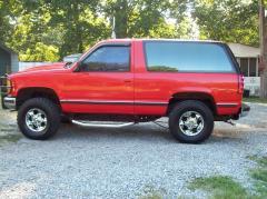 1992 Chevrolet Blazer Photo 3