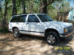 1992 Chevrolet Blazer Photo 4