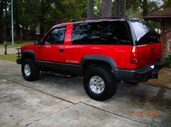 1992 Chevrolet Blazer Photo 5