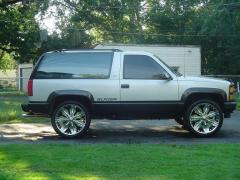 1993 Chevrolet Blazer Photo 1