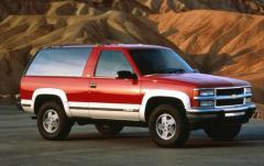 1994 Chevrolet Blazer exterior
