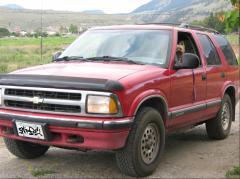 1995 Chevrolet Blazer Photo 1