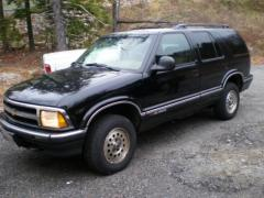 1997 Chevrolet Blazer Photo 1
