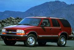 1998 Chevrolet Blazer Photo 1