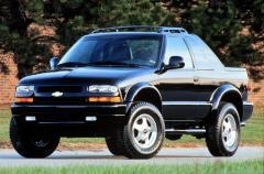 1999 Chevrolet Blazer Photo 1