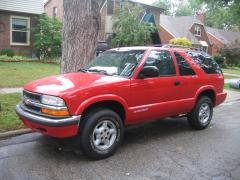 2000 Chevrolet Blazer Photo 1