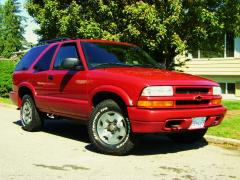 2005 Chevrolet Blazer Photo 1