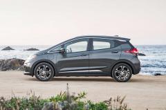 2017 Chevrolet Bolt EV exterior