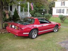 1990 Chevrolet Camaro Photo 4