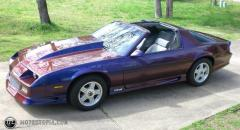 1992 Chevrolet Camaro Photo 1