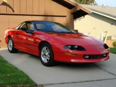 1993 Chevrolet Camaro Photo 3