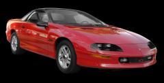 1993 Chevrolet Camaro Photo 4