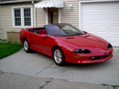1993 Chevrolet Camaro Photo 5