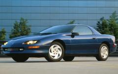 1993 Chevrolet Camaro exterior