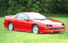 1995 Chevrolet Camaro Photo 5