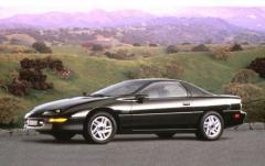 1995 Chevrolet Camaro exterior