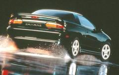 1996 Chevrolet Camaro exterior