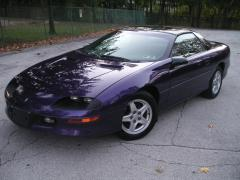 1997 Chevrolet Camaro Photo 2
