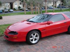 1997 Chevrolet Camaro Photo 7