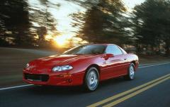 1998 Chevrolet Camaro exterior