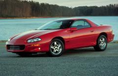 1998 Chevrolet Camaro Photo 3