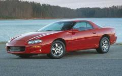 1999 Chevrolet Camaro exterior