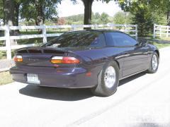 1999 Chevrolet Camaro Photo 4
