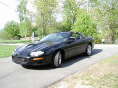 1999 Chevrolet Camaro Photo 6