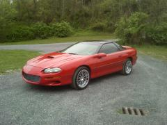 2000 Chevrolet Camaro Photo 2